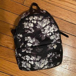 Victoria's Secret Floral Mini Backpack